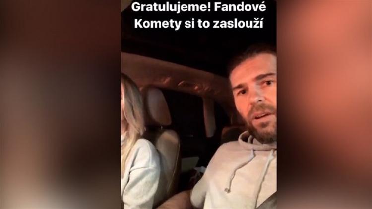 """Takto originálně se """"vysmál"""" Jaromír Jágr poté, co se dozvěděl, že Brno vyhrálo"""