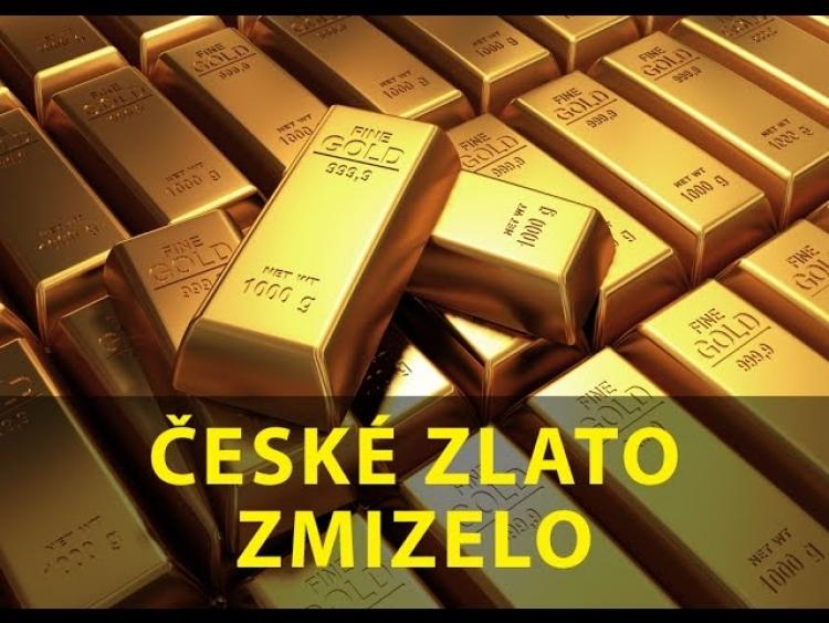 Zlaté státní rezervy jsou pryč. ČR nemá žádnou pojistku proti válce nebo finanční krizi