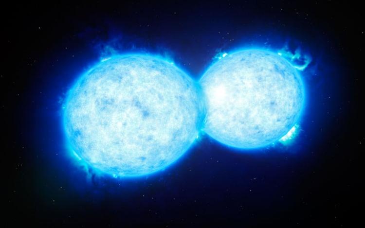 Něco takového lidstvo zatím nezažilo. V roce 2022 nastane výbuch dvou hvězd a noční obloha se navždy změní...