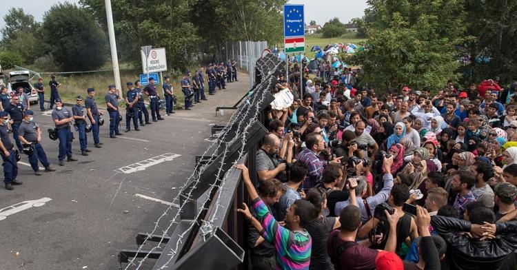 Orbán poslal do Bruselu účet: Proplatťe polovinu sumy za protiuprchlický plot!