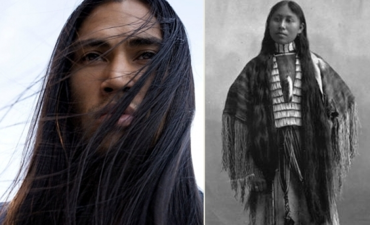 Pravda o vlasech: skutečný důvod, proč indiáni měli dlouhé vlasy...
