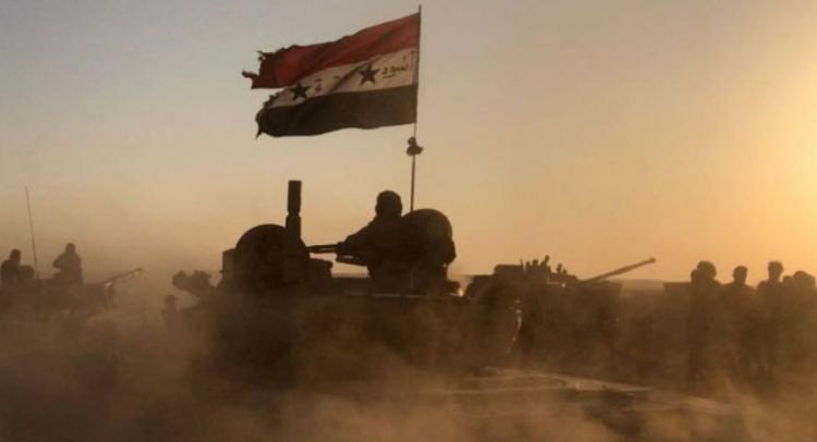 Syrská armáda našla americké zbraně na skladištích IS