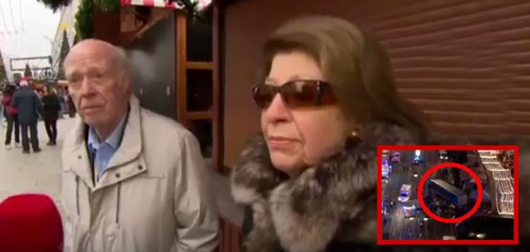 Berlínský masakr pokračuje: Video, které Němci nesmějí vidět. Rodiče děkují Merkelové za syna v kómatu...