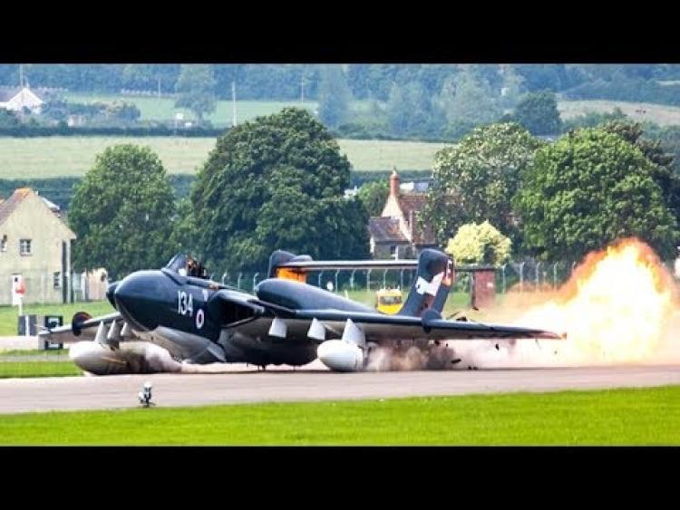 """""""Revoluční"""" britská stíhačka měla problém. Dopadlo to jinak, než pilot očekával..."""