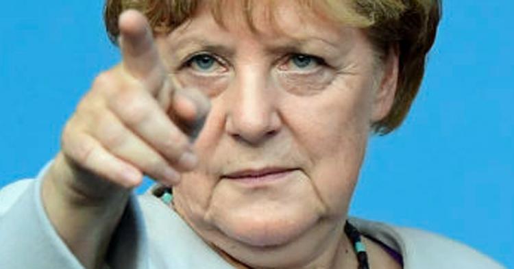 Budete trpět, budete platit! Angela Merkelová chystá totální zátah kvůli migrantům. Ale ne na migranty