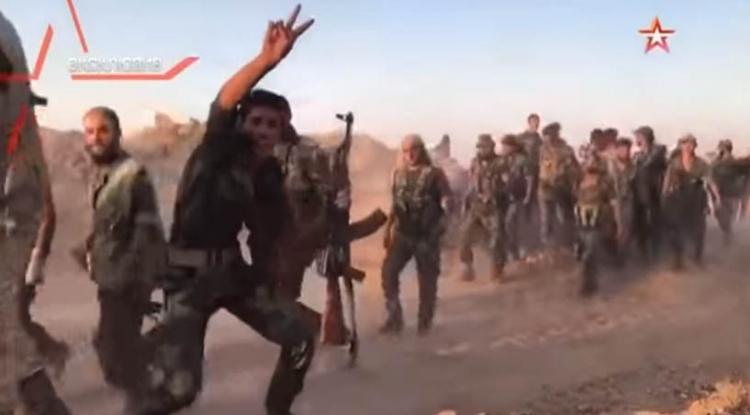 Bitva za Deir ez-Zor: Američané se snaží ze všech sil, aby zabránili vítězství Sýrie a Ruska