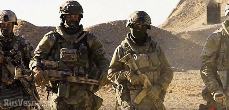 Teroristé z ISIS jsou v šoku a stěžují si. Členové speciálního oddílu TURAN jim dělají toto...