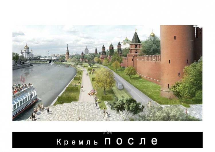 V Moskvě se v tomto roce začnou zbavovat asfaltu a místo něj vysadí 300 tisíc stromů a křoví