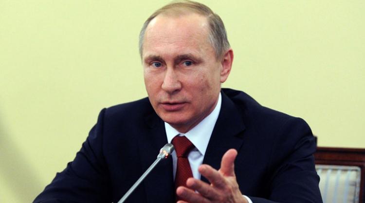 Vladimir Putin: Nezáleží mi na hranicích, ale na životech lidských bytostí