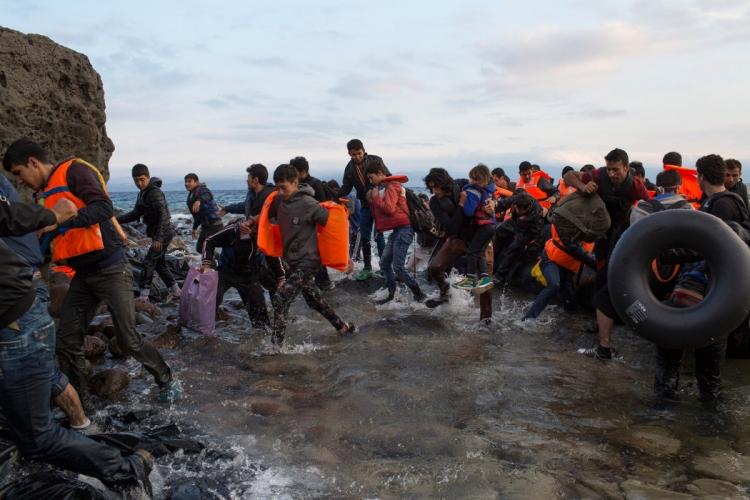 Za drtivou většinu uprchlíků na světě může politika Spojených států, potvrdila OSN