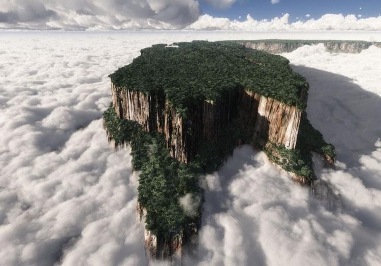 10 neuvěřitelných a tajemných míst planety Země, o kterých zřejmě nevíte...
