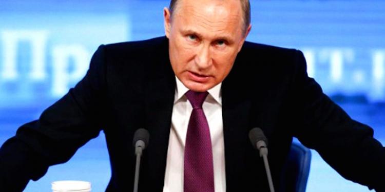 Vladimir Putin v zoufalství: Svět stojí na pokraji války a já už nevím, jak mám s USA a EU jednat!