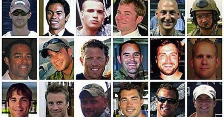 """Více než 20 mariňáků speciálních jednotek, kteří údajně """"zabili"""" Usámu bin Ládina, je po smrti"""