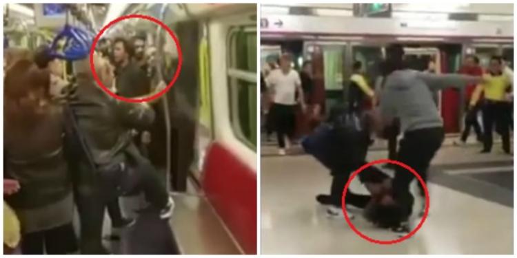 Video, které obletělo svět, znovu na scéně. V Hongkongu se místní fakt nebojí bitky s údajnými migranty