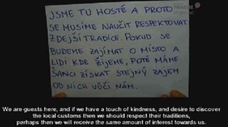Sdílejte. Tento cizinec žijící v České republice pronesl zásadní slova. Tohle zřejmě někteří lidé nerozdýchají...