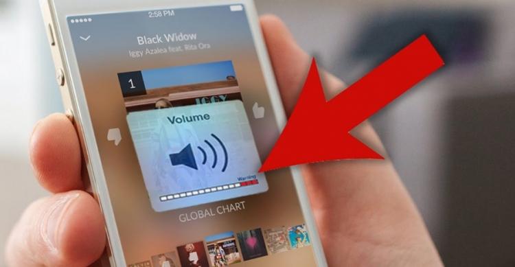 Tajný trik, který zvýší hlasitost vašeho iPhonu