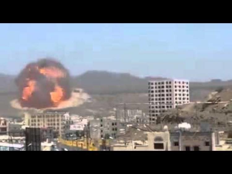 USA poprvé v historii použily nejsilnější nejadernou bombou. Matka všech bomb GBU-43 padla na islamisty