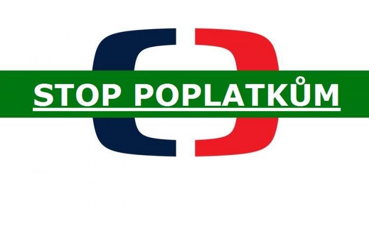 Jak přestat platit koncesionářské poplatky České televizi? Návod, jak zastavit propagandu z našich kapes...