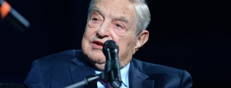 George Soros byl zabit, oznámil známý novinář Benjamin Fulford