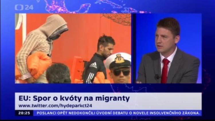 Seznam hanby. Tyto lidé chtějí přivézt Českou republiku do neštěstí za nepřijímání migrantů