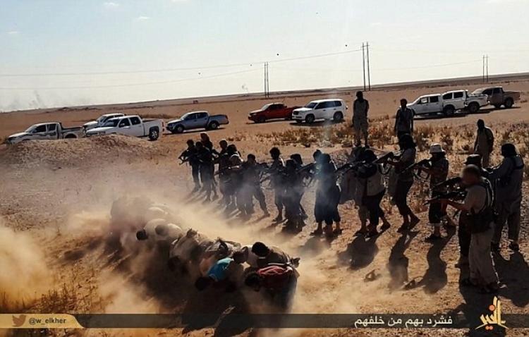 Varování z USA: Islámský stát se pokouší o genocidu křesťanů. To, co se děje, je hrozné