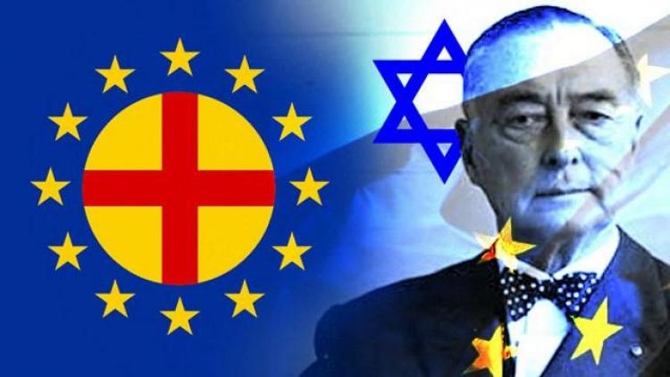 Kalergiho plán má vymýtit Evropany? Teorie o křížení ras má původ i v Československu