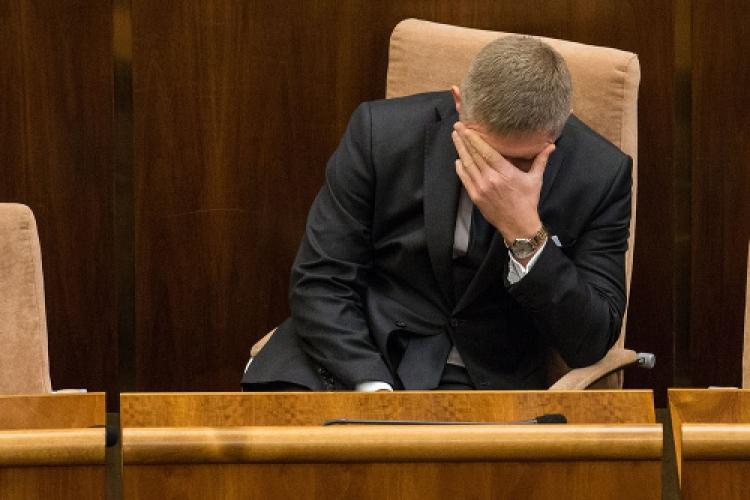 Ve slovenském parlamentu to vřelo. Lidé nevěřícně kroutí hlavou nad následujícím záznamem...