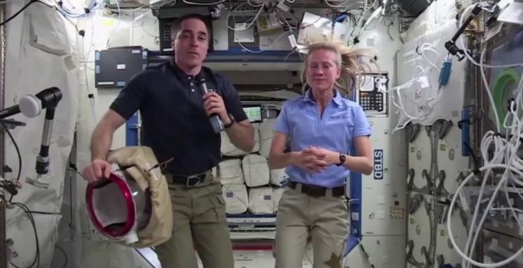 Jsou záběry z ISS skutečné? Po těchto záběrech začnete pochybovat...