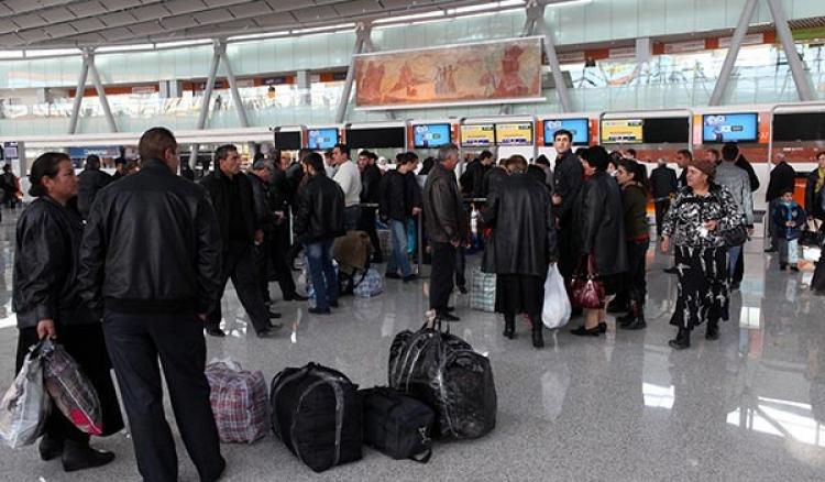 Takhle vypadá migrace na ruský způsob. Porovnejte s Evropou...