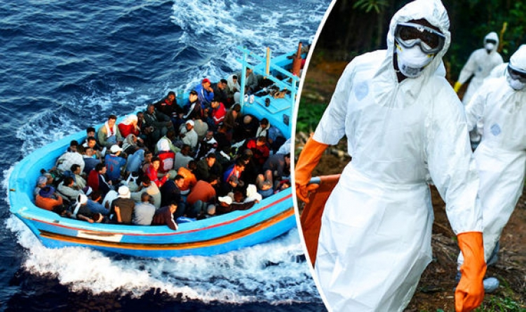 AIDS mezi imigranty. Z více než 80 tisíc Nigerijců, kteří dorazili do Itálie, více než 15 000 může být HIV pozitivní