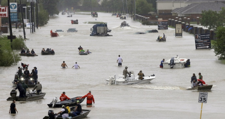 """Texaský hurikán: jak """"burani"""" dali lekci liberální Americe"""