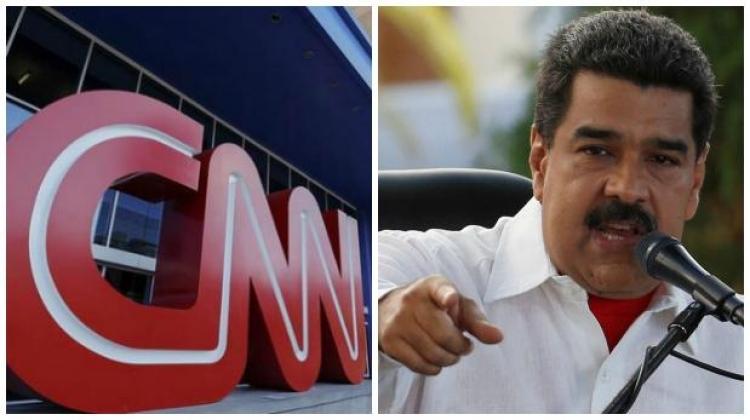 Venezuela v zemi zakázala vysílání CNN