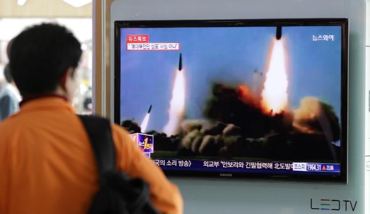 USA šokují svět. Nevylučujeme preventivní jaderný úder na KLDR, uvedl exporadce Einhorn
