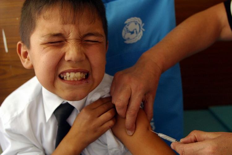 Na UNICEF byla podána žaloba za pokus o masové zmrzačení ukrajinských dětí