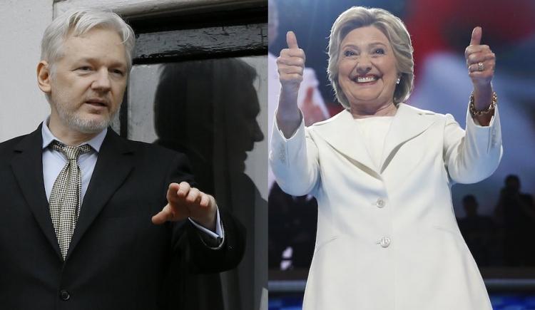 Hillary Clinton byla právě politicky vyřízena. Wikileaks uvolnila celý seznam donorů Islámského státu i se jmény!