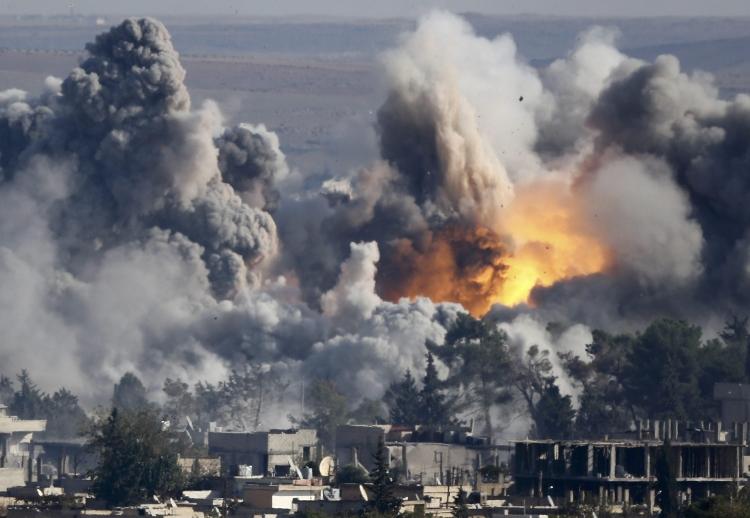Rusové nenechají islamisty na pokoji. Podívejte se na novou akci včetně zásahů cílů