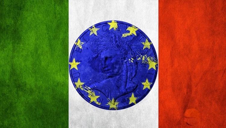 Italská Liga severu chce opustit euro, ztrojnásobit deportace a chránit hranice