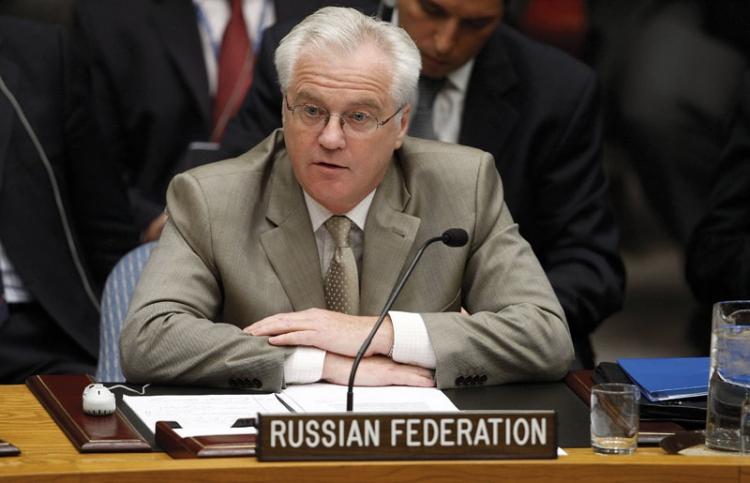 Byl ruský velvyslanec v OSN Vitalij Čurkin otrávený?