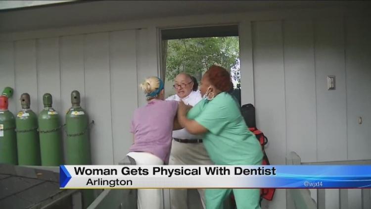 Když matka objevila, co americký zubař udělal její dceři, zděsila se a podala žalobu