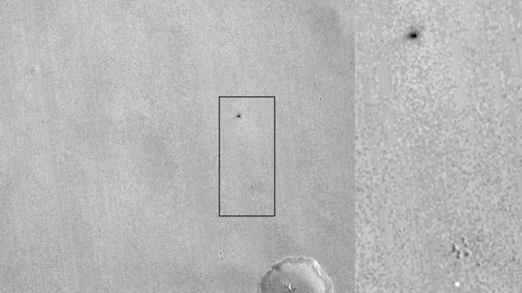Průzkumný modul při přistání na Marsu explodoval. Letěl tam vůbec?