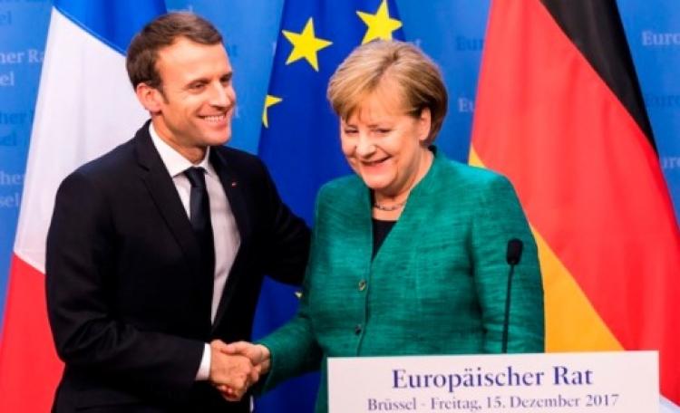 Toto je naše poslední varování Polsku, vzkazuje Merkelová s Macronem. Jinak aktivujeme článek 7 Lisabonské smlouvy