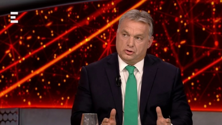 Orbán: Míšení kultur nepovede k vyšší kvalitě života