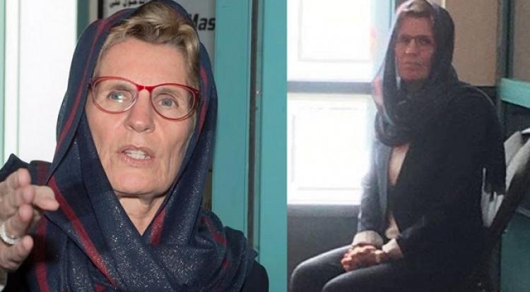 Politička chtěla poukázat v mešitě na rovnost. Musela si sednout do kouta, protože je žena