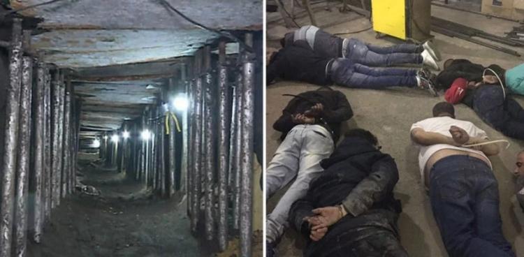 Gang lupičů kopal několik měsíců tunel k trezoru banky s 270 miliony eur. Poté přišlo něco, co nečekali...
