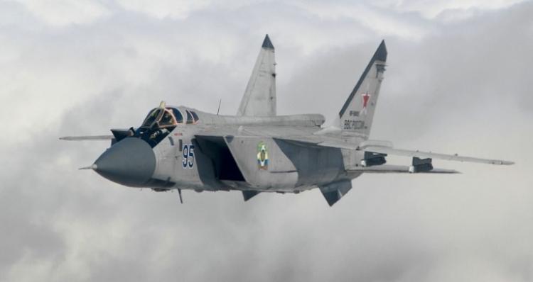Na maximum: MiG-31BM teď může létat rychlostí až 3400 km/h