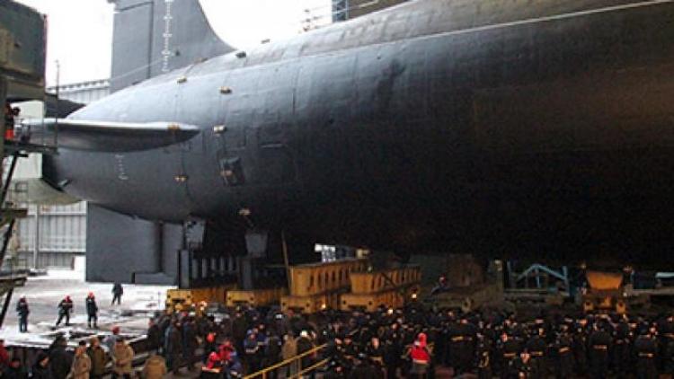Rusko představilo nejsilnější jadernou ponorku s raketami. Někteří začnou mít oprávněné obavy...