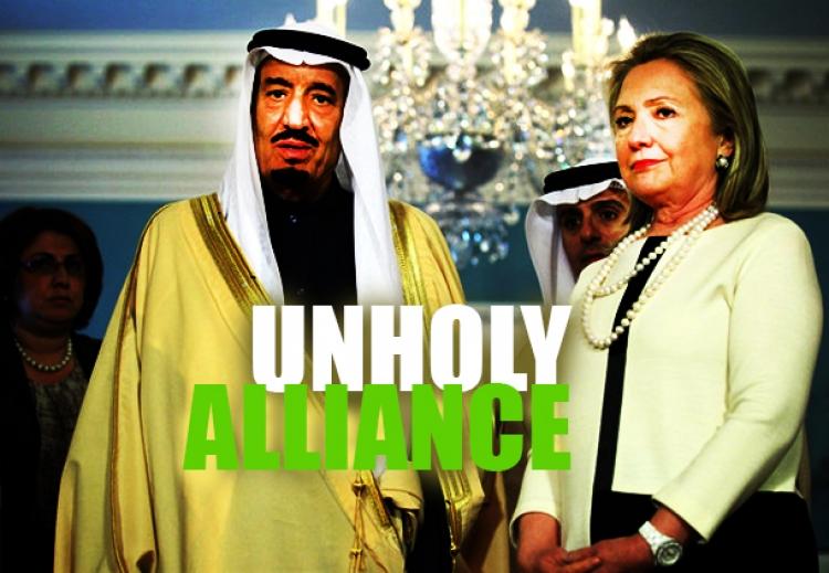 Finanční svět v šoku: Hillary Clintonová nečekaně převedla 1,8 miliardy dolarů do Katarské centrální banky