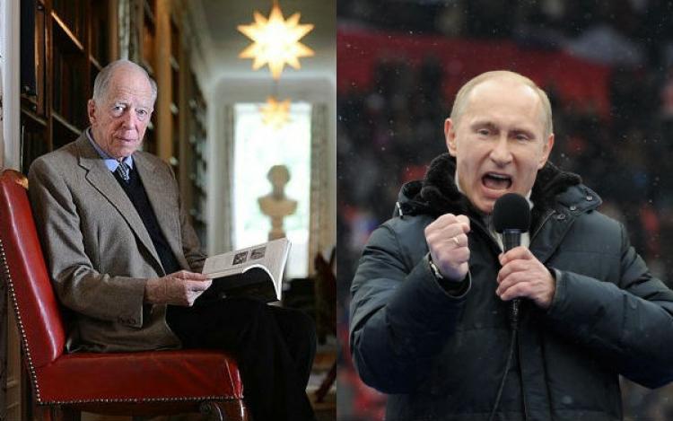 Odvážný krok. Putin zakázal vstup do Ruska Rothschildům a bankovnímu kartelu NWO