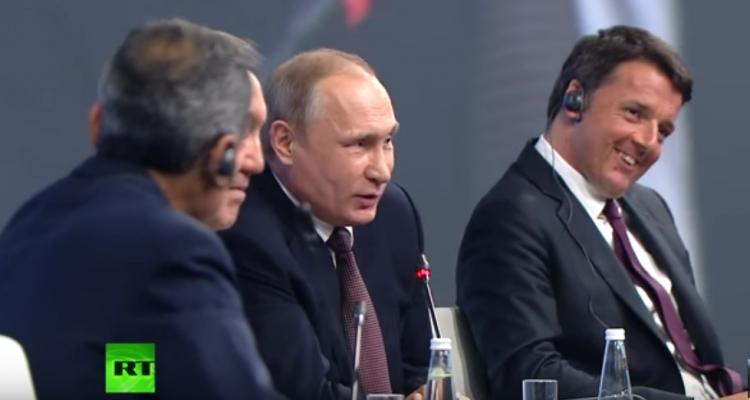 Jak Putin ztrapnil presstituta CNN při vystoupení na Global TV. To bude rozdýchávat dlouho