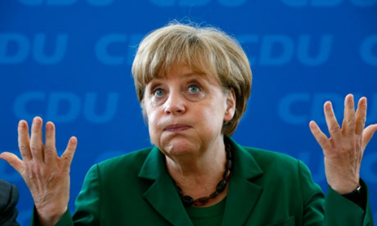 Merkelová je v šoku! Prý o něčem podobném neměla ani tušení
